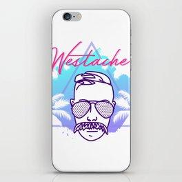 Westache in Miami iPhone Skin