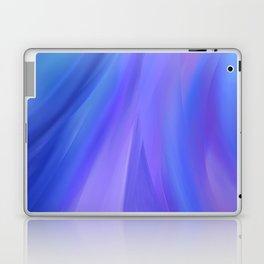 The Purple Wave Laptop & iPad Skin