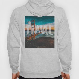 TRAVEL San Francisco Hoody