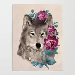 Gently Ferocious Poster