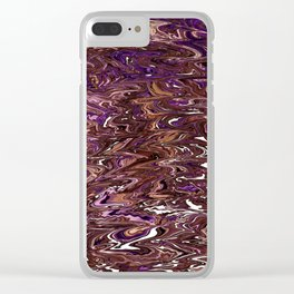 Blarb TRES Clear iPhone Case