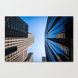 Chicago Buildings Canvas Print