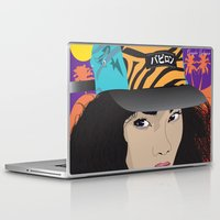 swag Laptop & iPad Skins featuring Swag Look by TheArtGoon