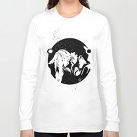 daenerys Long Sleeve T-shirts featuring My Sun and Stars by InariRaith