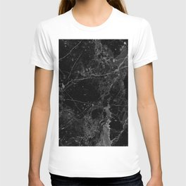 Real Black Marble T-shirt