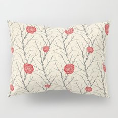 Branch & Roses Pillow Sham