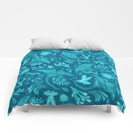 Song of the Manta Rays Comforters
