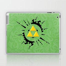 Triforce Zelda Laptop & iPad Skin