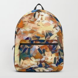 Autumn Forest Confetti Backpack