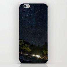 Chimaera and the Galaxy iPhone & iPod Skin