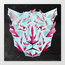 Thy Fearful Symmetry Canvas Print