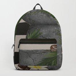 Latte Stone Coconut Backpack
