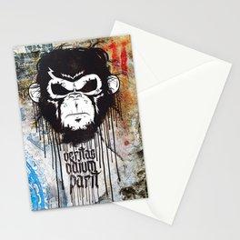 Veritas Odium Parit Stationery Cards