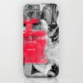 NO.五 - RED RUBY iPhone Case