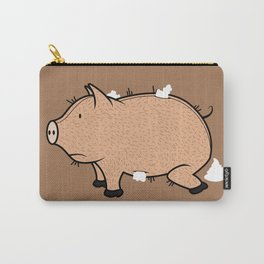 plush pig Carry-All Pouch