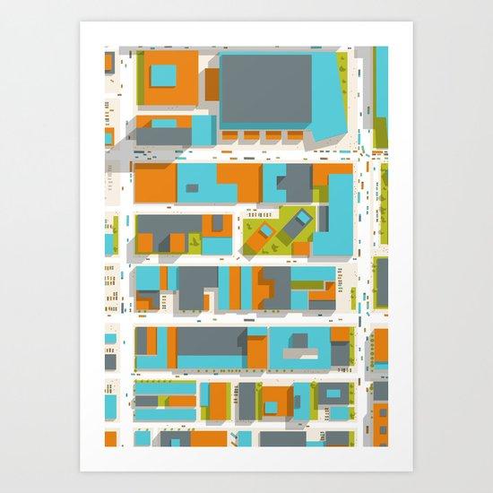 Ground #07 Art Print