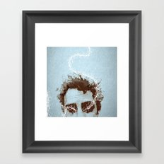 Guy Framed Art Print