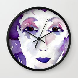 The Goddess Aphrodite Wall Clock