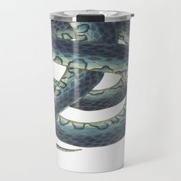 snake reptile Travel Mug