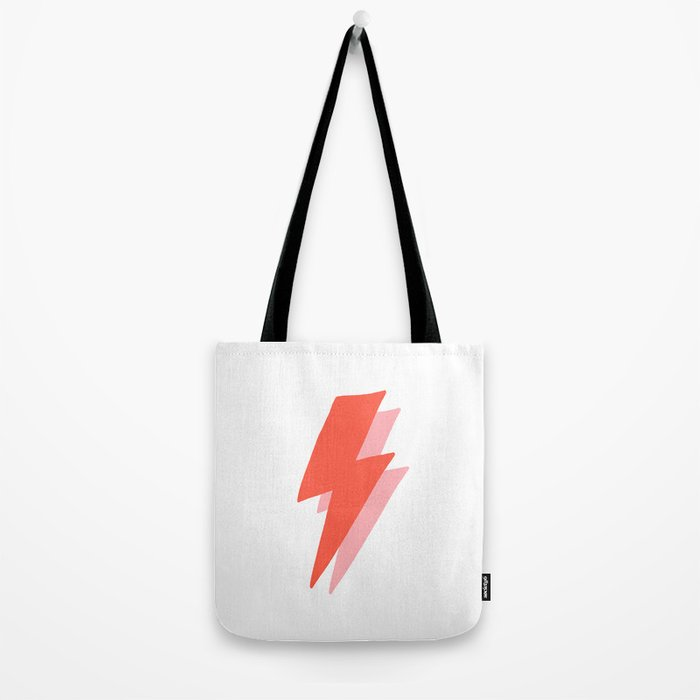 Thunder Tote Bag
