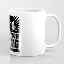 Evolution Biking Coffee Mug