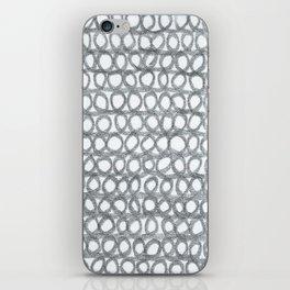 loops iPhone Skin