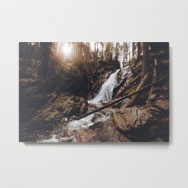 Nice things are undiscovered sometimes Metal Print