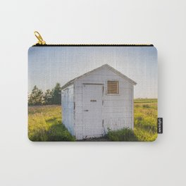 Outhouse, North Dakota 14 Carry-All Pouch
