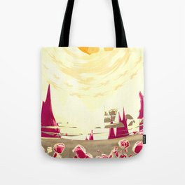 Leftovers. Tote Bag