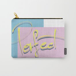 Perfect #society6 #perfect Carry-All Pouch