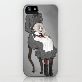 Headless Lucy iPhone Case
