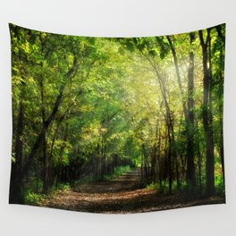 Fall Splendor Wall Tapestry