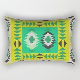 Fresh ethnic decor Rectangular Pillow