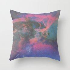 CORONV Throw Pillow