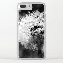 Glow in dark Clear iPhone Case