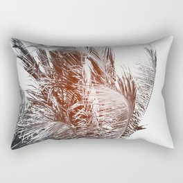 Flare #3 Rectangular Pillow