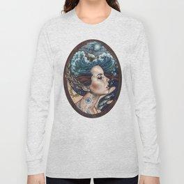 Lost At Sea Long Sleeve T-shirt