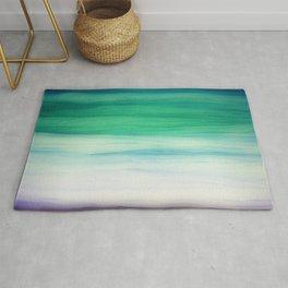 Sea abstract Rug