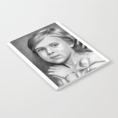 Child Portrait 01 Notebook