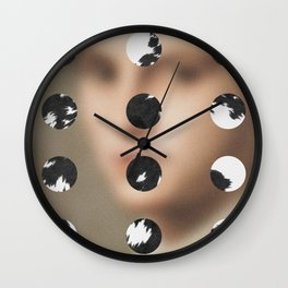 Arrangement In Skintones 23 Wall Clock