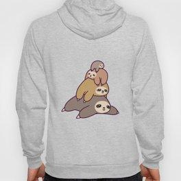 Sloth Stack Hoody