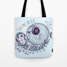 SILENT DISCO Tote Bag