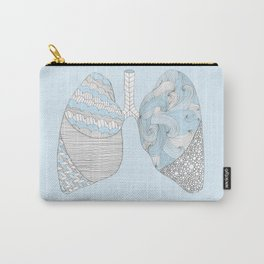 All You Need Is Oxygen Carry-All Pouch