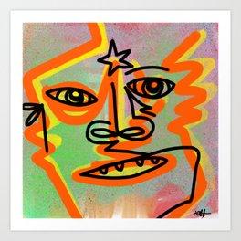 Conciousness Art Print
