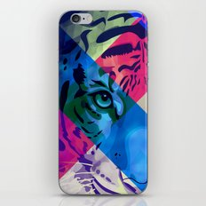 Wild Spirit #4 iPhone & iPod Skin