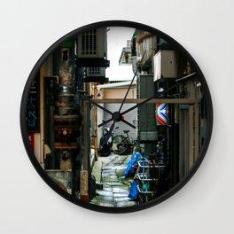 NAHA, OKINAWA Wall Clock