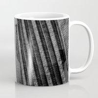 kris tate Mugs featuring Tate Modern by unaciertamirada