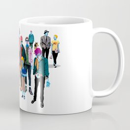 Pandilla Coffee Mug