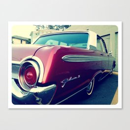 Ass-End of the Galaxie Canvas Print
