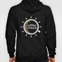 Coffee o'clock Hoody